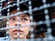 Гражданка Белоруссии Анастасия Вашукевич в Бангкоке, Таиланд