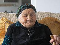 Жительница Кабардино-Балкарии Нану Шаова. Архивное фото