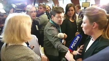 Кремлевской пропагандистке утерли нос