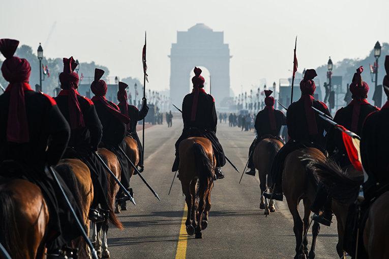 Семидесятое празднование Дня Республики