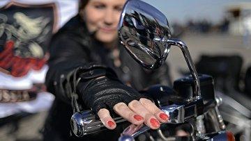 Международный день мотоциклистки