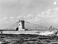 Подводная лодка U-23