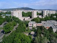 Усть-Каменогорск