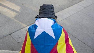 Акции противников и сторонников независимости Каталонии