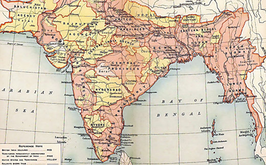 Британская Индия