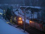 Западно-Сибирская железная дорога. 100-летие Транссибирской магистрали