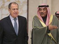 Визит главы МИД РФ С. Лаврова в Кувейт