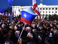 Концерт в честь 5-летия воссоединения Крыма с Россией