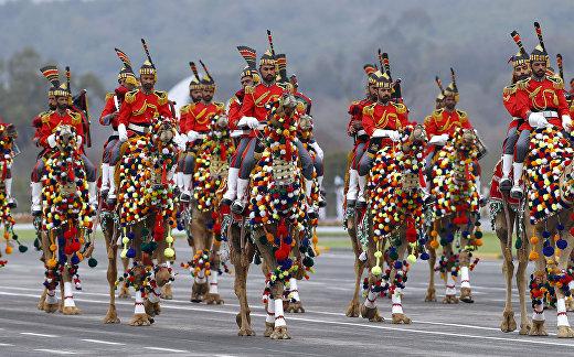 Парад в День Пакистана