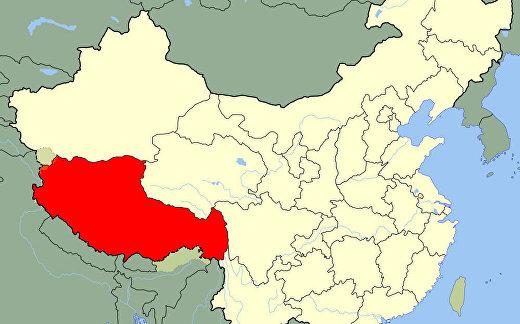 Южный Тибет