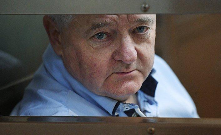 Рассмотрение ходатайства следствия о продлении ареста Фруде Бергу