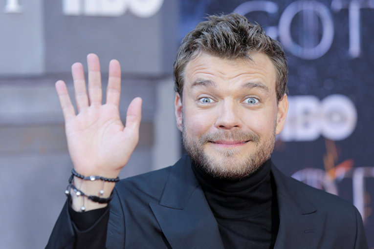 Датский актёр Йохан Филип Асбек (Эурон Грейджой)