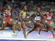 ОИ-2012. Легкая атлетика. Второй день. Вечерняя сессия