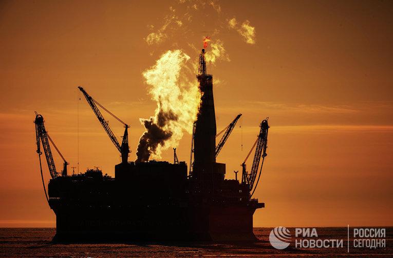 "Нефтяная платформа ""Приразломная"""