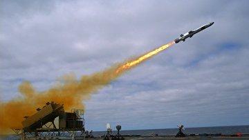 Противокорабельная ракета NSM (Naval Strike Missile)