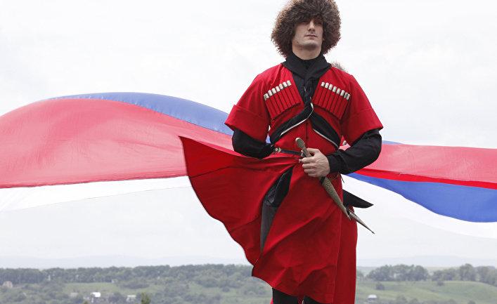 Фестиваль Дружбы народов Северного Кавказа в городе Пятигорске Ставропольского края