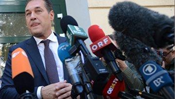 Парламентские выборы в Австрии