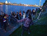 Ситуация вокруг строительства храма в Екатеринбурге