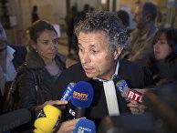 Франко-израильский адвокат и писатель Жиль Голднадель