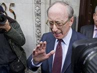 Бывший председатель комитета по вопросам разведки и безопасности в британском правительстве Малкольм Рифкинд