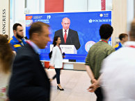 Петербургский международный экономический форум. День второй