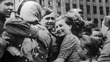 """Белорусская наступательная операция """"Багратион"""" с 23 июня - 29 августа 1944 года"""