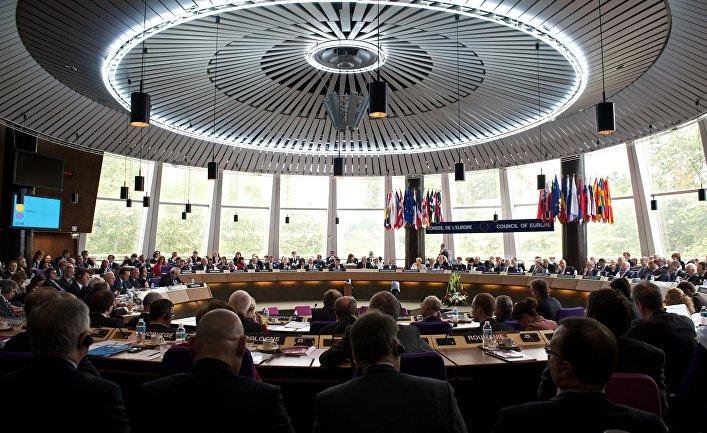 Заседание Европейского суда по правам человека
