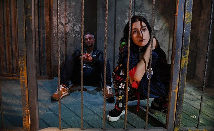 Надежда Толоконникова из Pussy Riot