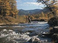 Колыма — самая крупная и многоводная река Магаданской области