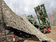 Новые расчеты С-400 заступили на первое боевое дежурство