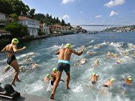 Заплыв через Босфор