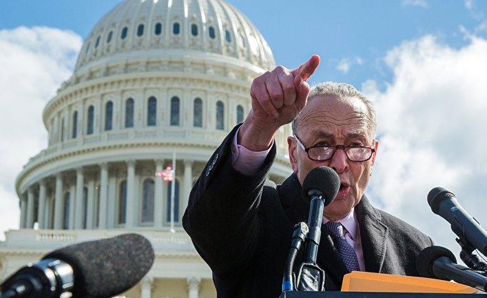 Старший сенатор США от штата Нью-Йорк Чак Шумер