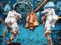 Выход в открытый космос с МКС