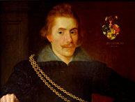 Якоб Понтуссон Делагарди, портрет, около 1606