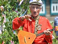Обряд празднования Троицы в Татарстане
