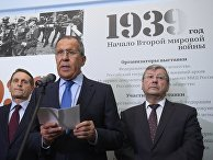 """Открытие выставки """"1939 год. Начало Второй мировой войны"""""""