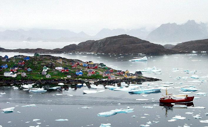 Кулусук, Гренландия