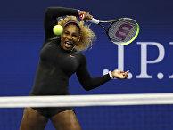 Серена Уильямс сокрушила Марию Шарапову на Открытом чемпионате США
