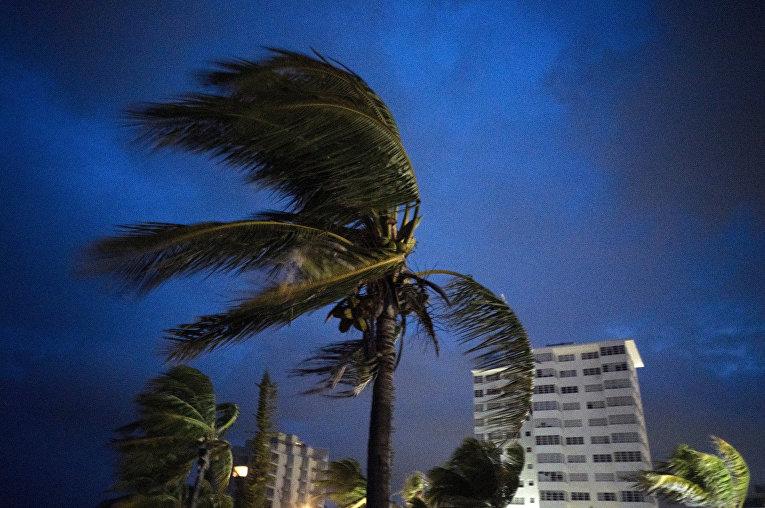Ураган Дориан на Багамах