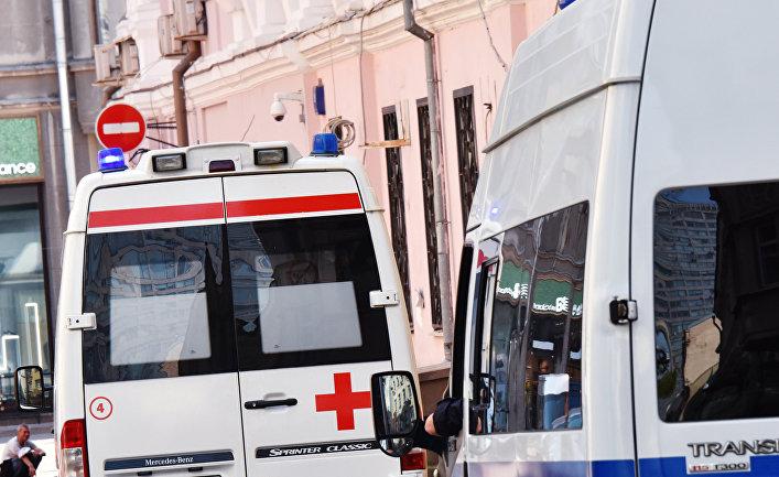 Автомобили скорой помощи