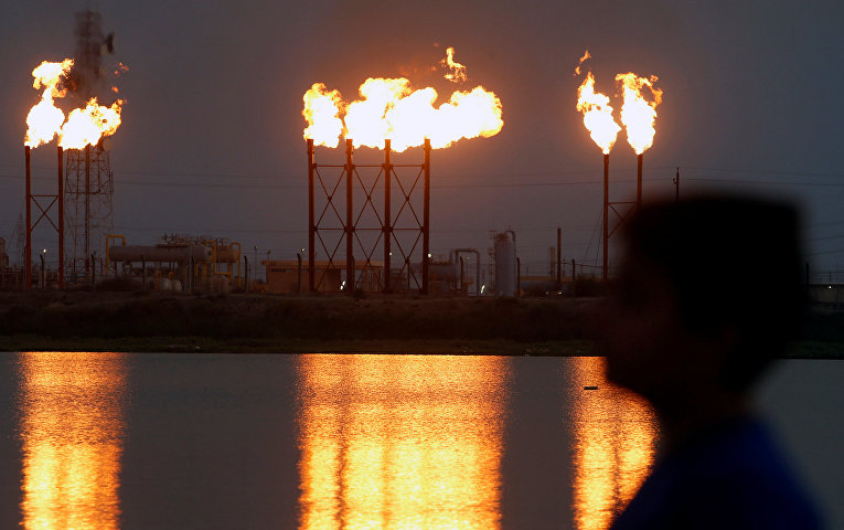 Нефтяные объекты Saudi Aramco