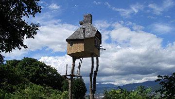 «Такасуги-Ан» - «Чайный домик»