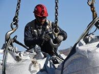 Отправка первой руды с Быстринского ГОК