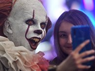 "Выставка ""Игромир"" Comic Con Russia"