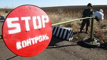 Разведение сил в Донбассе не состоялось