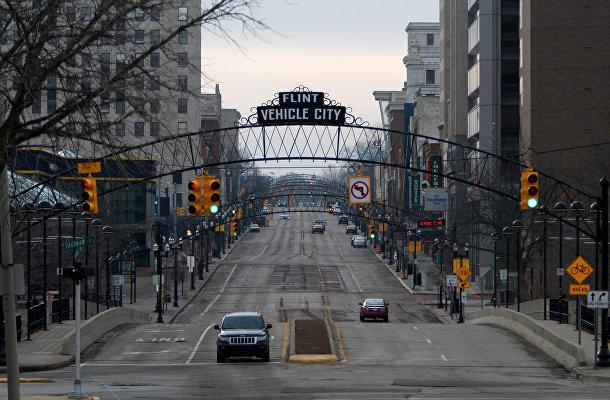 Флинт, Мичиган