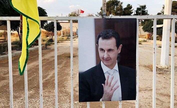 Ситуация на северо-востоке сирийской провинции Алеппо
