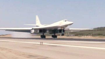 Впечатляющий радиус действия Ту-160