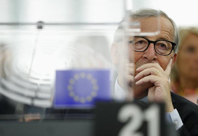 Председатель Европейской комиссии Жан-Клод Юнкер