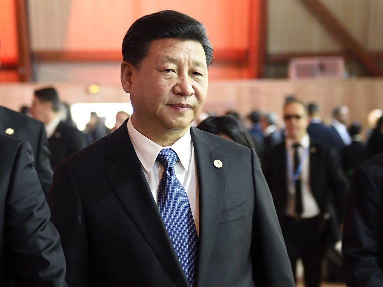 Председатель КНР Си Цзиньпин